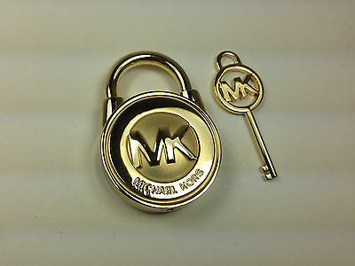 New ! Michael Kors Lock And Key Replacement -Gold