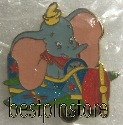 Disney pin HKDL Plane Collection - Dumbo