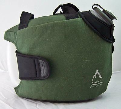 Rubbermaid Cool Carrier Insulated Water Bottle 1 Gallon Camping Hiking