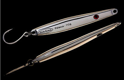 Richter Pelacus Sea Iron Stainless Steel Casting Lures