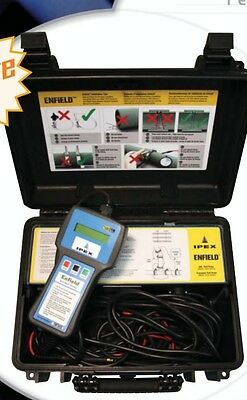 IPEX Enfield Electrofusion Acid Waste System Hand Held Control unit with kit