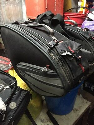 Givi Soft motorcycle panniers