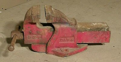 Dawn, 5 S P Red Industrial Vice