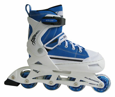 Sport1 adjustable skates runners fluo 29-32