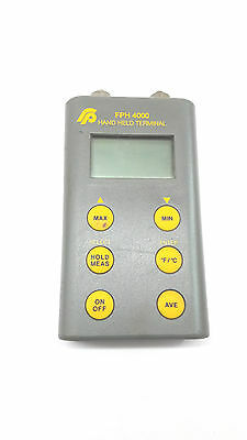 FPH 4000 hand held terminal 92C.108510 signal spectrum analyser