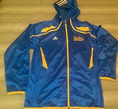 UCLA Basketball Team Issued Warm Up JACKET Adidas 2XL NEW WITH TAGS MSRP $92.59