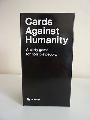 Cards Against Humanity: UK Edition - BRAND NEW!