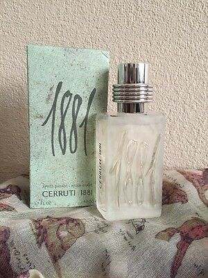 CERRUTTI 1881 Aftershave 50ml NEW!