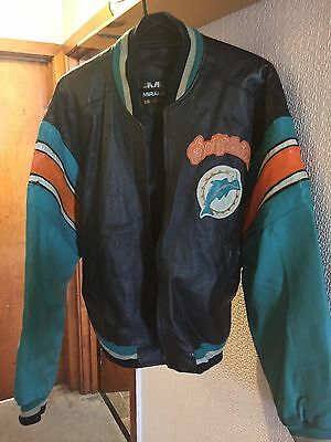 NFL MIAMI DOLPHINS JACKETS Set OF 3