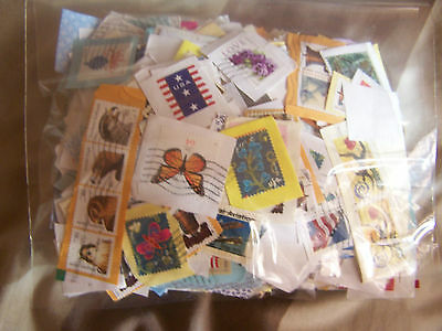 U.s.a. 250 Grams Unpicked Kiloware,mainly Small Paper,from U.s Charity.