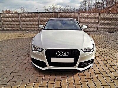 Body Kit Sotto Paraurti Anteriore  Spoiler Lama  Audi Rs5 Restyling
