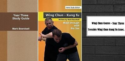 Wing Chun Kung Fu - Martial Arts Home DVD Course - Year 3