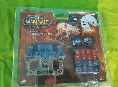 world of warcraft card game treasure chest