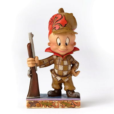 Jim Shore Skulptur LOONEY TUNES -Elmer Fudd - Happy Hunter- Enesco Figur 4054867