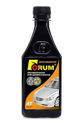 FORUM for all types of 4-stroke engines, additive for oil based on powder grease