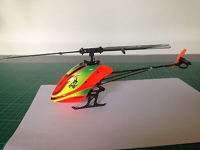 EFLITE Blade MCPX BL Helicopter WITH UPGRADES , brushless 2.4ghz CP PRO HELI