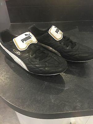 Men's Puma King Football Boots, Size 11