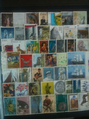Ireland Commemorative's [7] Nice Mixed Collectors Selection of VFU  Stamps..