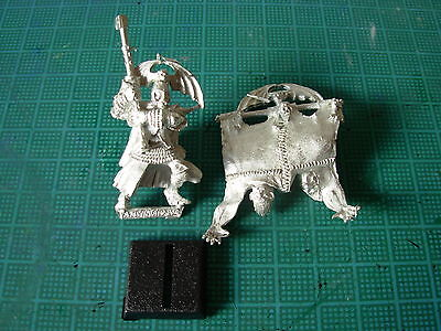 Limited Edition Vampire Counts Army Standard Bearer from Box Set Rare OOP