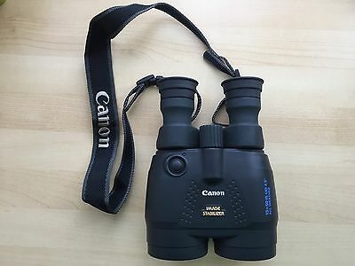 Canon 15x50 IS Image Stabiliser All Weather Binoculars UD 4.5