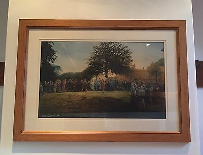 The Ryder Cup Is Born At Wentworth In 1926 - Michael Heslop Artist Proof No 3