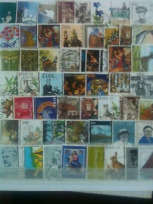 Ireland Commemorative's [3] Nice Mixed Collectors Selection of VFU  Stamps..