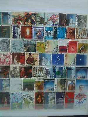 Ireland Commemorative's [9] Nice Mixed Collectors Selection of VFU  Stamps..