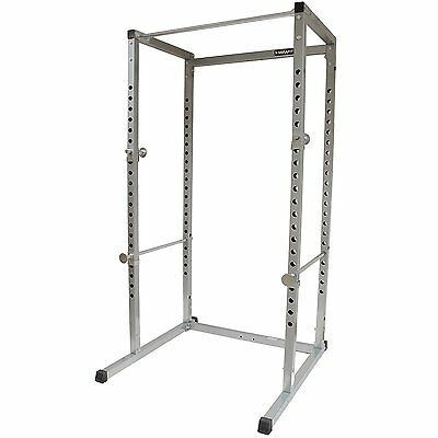 power rack power cage great for home gym, nearly new!