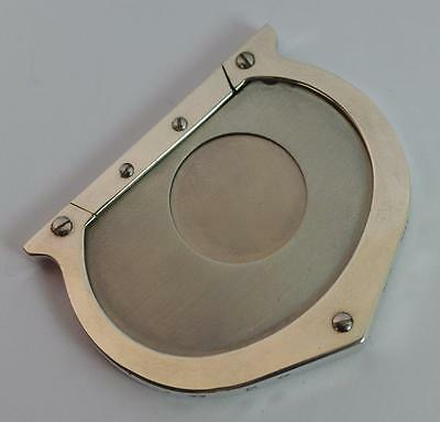 Cartier Sterling Silver Cigar Cutter in Case A42964
