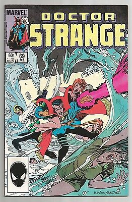 Doctor Strange Vol 1 #69 FN/VF 7.0