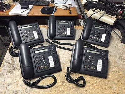5 x Alcatel-Lucent 4019 Phone INT Urban Grey Nice Lot Of 5 Phones!