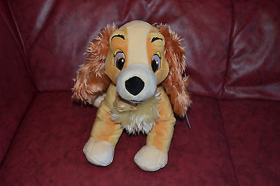 Official Disney Lady and the Tramp Stuffed Toy