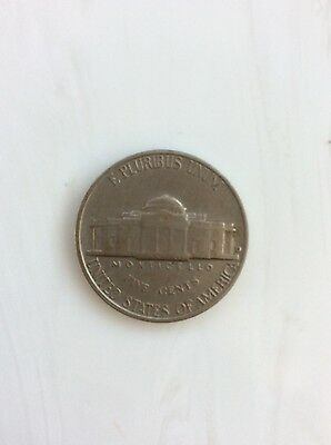 1961 Jefferson Nickel 5 Cents coin