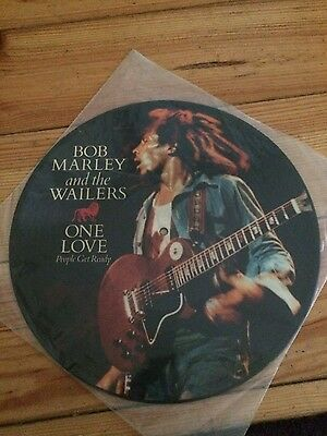 bob marley and the wailers picture vinyl