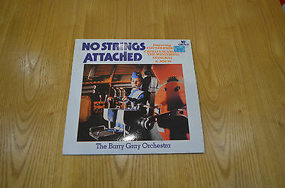 Gerry Anderson Thunderbirds No Strings Attached Vinyl