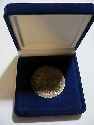 1896 OLYMPIC GAMES ATHENS THE FIRST OLYMPICS Commemorative WINNER Bronze MEDAL