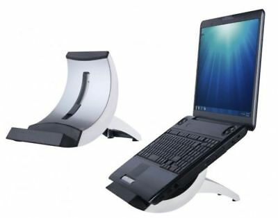 Stand Supporto Fisso Per Notebook Netbook Pc Computer Solleva Macbook Grundig