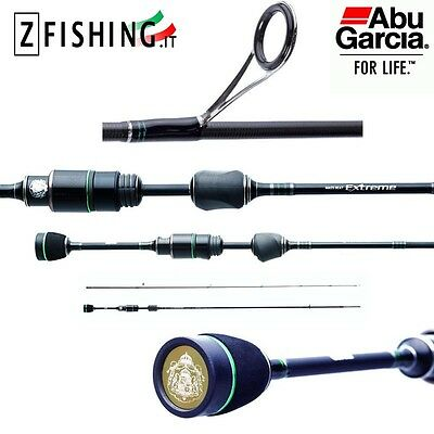 Canna Spinning ABU GARCIA MASS BEAT EXTREME light trout area trota lago pesca
