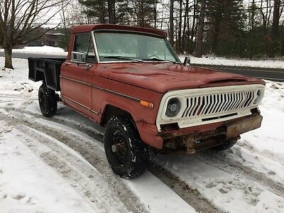 1978 Jeep Other  1978 Jeep J10
