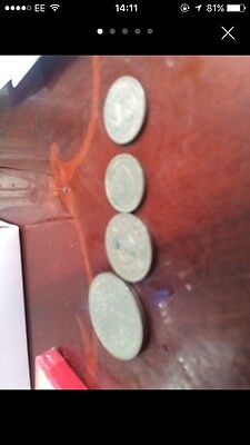 Rare Collection Of Old Coins / Collectable