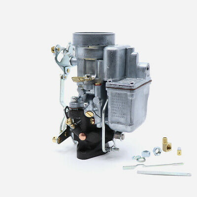 New Ford Gpw, Willys Mb Carter Carburettor