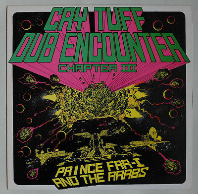 Prince Far-I and the Arabs Cry Tuff Dub Encounter Chapter III Vinyl Album