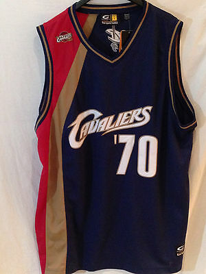 on sale 33b2c 28d73 CLEVELAND CAVALIERS JERSEY throwback styled-NBA BIG & TALL Classic-XL-Rare  Item