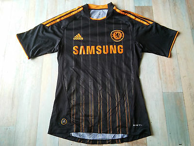 Maillot FOOT ADIDAS CHELSEA FC SAMSUNG TAILLE/S/D3 TBE