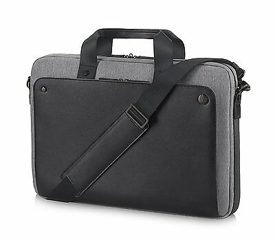 """HP Executive Top Load Carrying Case per 15.6"""" Laptop/Notebook Black - P6N18AA"""