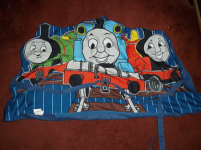 Thomas Tank & Friends Inflatable Headboard Cover Twin Toddler Bed
