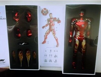 Iron Man Mark Lviii Comicave 1/12 Scale Marvel