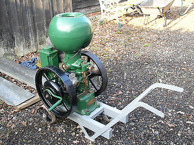 Petter 2 bhp M Type  Apple top  Stationary Engine