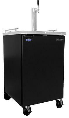 Nor-Lake 8.4Cuft Single Keg Refrigerated Direct Draw Beer Cooler - Nldd24