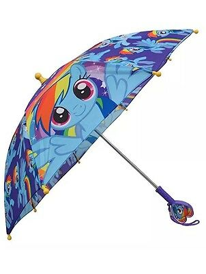 My Little Pony Girls Umbrella - with 3D handle